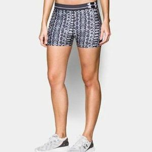 Under Armour Snake Print Compression Shorts